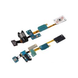 FLEX BOTON HOME Y CONECTOR AURICULARES JACK SAMSUNG GALAXY J5 J7 PRIME G570 G610
