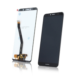 PANTALLA LCD DISPLAY Y TOUCH HUAWEI Y6 2018 NEGRA