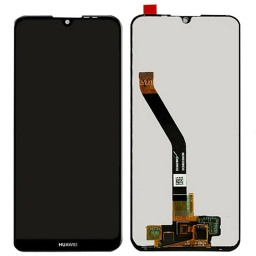 PANTALLA LCD DISPLAY Y TOUCH HUAWEI Y6 2019 NEGRA