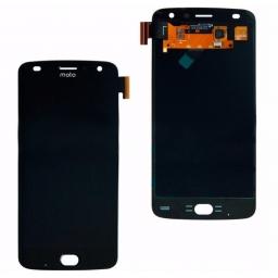 PANTALLA LCD DISPLAY CON TOUCH MOTOROLA MOTO Z2 PLAY XT1710 NEGRA