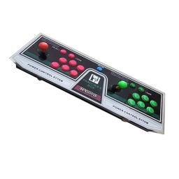 MAQUINITA JOYSTICK DOBLE ARCADE PANDORA 9S 1500 JUEGOS RETRO HDMI GAMEST