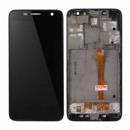 PANTALLA LCD DISPLAY CON TOUCH ALCATEL OT6012 RAD390 CON MARCO