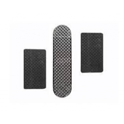 SET PROTECTOR MICROFONO AURICULARES ALTAVOZ IPHONE 4G 4S