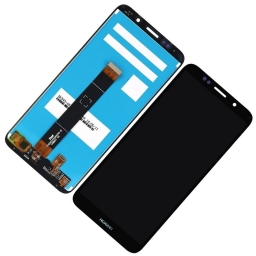 PANTALLA LCD DISPLAY CON TOUCH HUAWEI Y5 2018 NEGRA