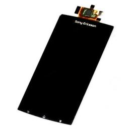 PANTALLA LCD DISPLAY CON TOUCH NEGRO SONY ERICSSON XPERIA ARC X12 LT12 LT15I LT15A LT18I