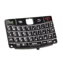 TECLADO BLACKBERRY 9700/9780 NEGRO