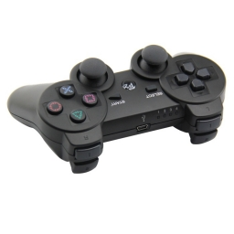 JOYSTICK INALAMBRICO 3 EN 1 PS2 PS3 Y PC CON VIBRACION