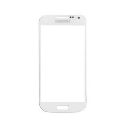 VIDRIO LENS GORILLA GLASS SAMSUNG GALAXY S4 MINI BLANCO