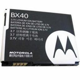 BATERÍA MOTOROLA BX40 U9 RAZR2 V8 V9 V9M