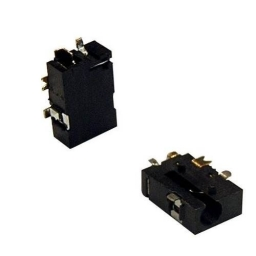 CONECTOR CARGA TABLET PIN REDONDO 0.7MM MODELO 338