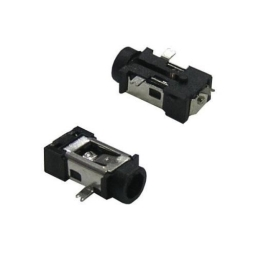 CONECTOR CARGA TABLET PIN REDONDO 0.7MM MODELO 337