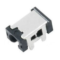 CONECTOR CARGA TABLET PIN REDONDO 0.7MM MODELO 435