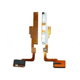 CALE FLEX CONECTOR AURICULAR Y BOTONES TECLADO FUNCION NOKIA 5530