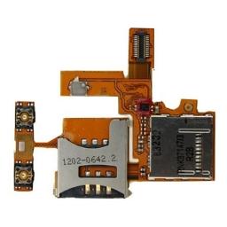 CABLE FLEX LECTOR SIM SONY ERICSSON W380/Z555