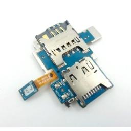 FLEX SAMSUNG I9070 GALAXY S ADVANCE  LECTOR SIM Y MICRO SD