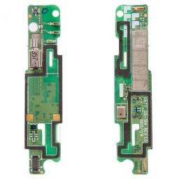 FLEX SONY C2104 C2105 S36H XPERIA L PLACA MICROFONO ANTENA Y VIBRADOR
