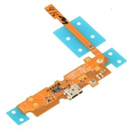 FLEX LG OPTIMUS L70 D320 CONECTOR DE CARGA MICROFONO Y ANTENA