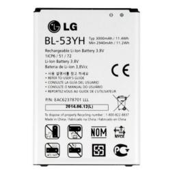 BATERIA LG D855 OPTIMUS G3 BL-53YH