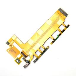 FLEX SONY D6603 D6616 D6643 D6653 L55T XPERIA Z3 BOTONES LATERALES VIBRADOR MICROFONO