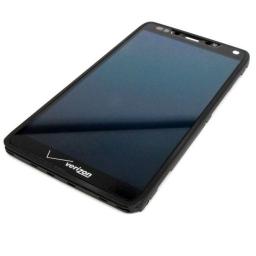 PANTALLA LCD DISPLAY CON TOUCH MOTOROLA XT907 RAZR M CON MARCO NEGRA