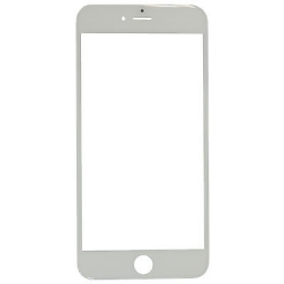 VIDRIO LENS DIGITALIZADOR IPHONE 6S BLANCO