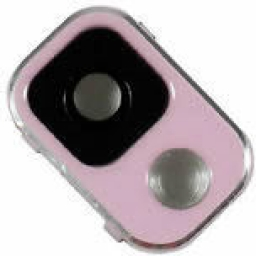 PROTECTOR CAMARA SAMSUNG N9005 GALAXY NOTE 3 ROSADO