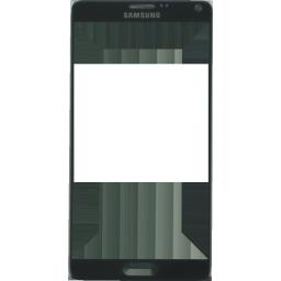 LENS VIDRIO SAMSUNG N910 GALAXY NOTE 4 GRIS