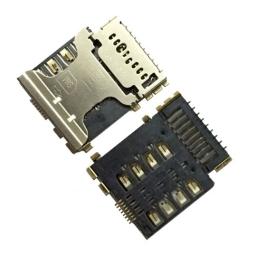 LECTOR SIM Y MICRO SD SAMSUNG G530 G5308W GALAXY GRAND PRIME
