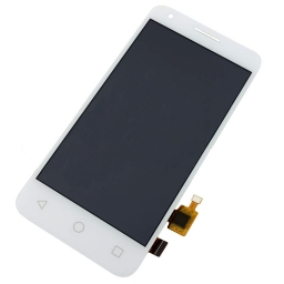 PANTALLA LCD DISPLAY CON TOUCH ALCATEL ONE TOUCH 4027 5017 PIXI 3 BLANCA