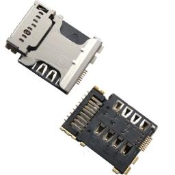 LECTOR SIM Y MICRO SD INTERNO SAMSUNG i8260 i8262 GALAXY CORE