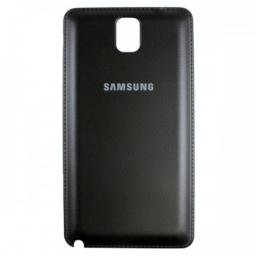 TAPA DE BATERIA SAMSUNG N9005 GALAXY NOTE 3 NEGRA
