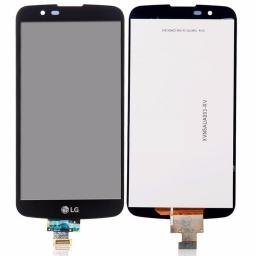 PANTALLA LCD DISPLAY CON TOUCH LG K10 K420 K430 NEGRO