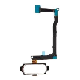FLEX SENSOR HUELLA DACTILAR SAMSUNG N9200 N920 GALAXY NOTE 5 BLANCO