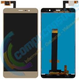 PANTALLA LCD DISPLAY CON TOUCH XIAOMI REDMI NOTE 3 150mm DORADA