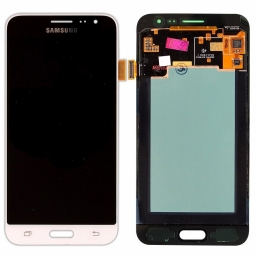 PANTALLA LCD DISPLAY CON TOUCH SAMSUNG GALAXY J3 2016 J320 BLANCA