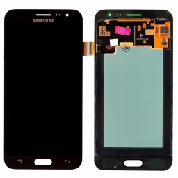 PANTALLA LCD DISPLAY CON TOUCH SAMSUNG GALAXY J3 2016 J320 NEGRA