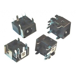 CONECTOR INTERNO ALIMENTACION NOTEBOOK 1.65mm PJ014