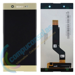 PANTALLA LCD DISPLAY CON TOUCH SONY XPERIA XA1 *** ULTRA DORADA