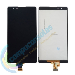 PANTALLA LCD DISPLAY CON TOUCH LG X MAX K240 NEGRA