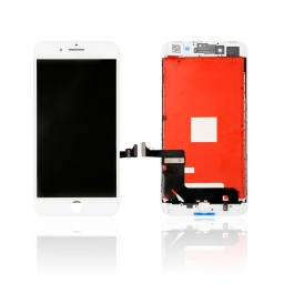 PANTALLA LCD DISPLAY CON TOUCH IPHONE 8 PLUS BLANCA