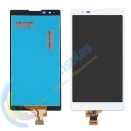 PANTALLA LCD DISPLAY CON TOUCH LG X MAX K240 BLANCA