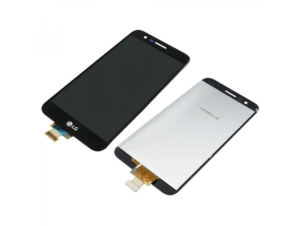 PANTALLA LCD DISPLAY CON TOUCH LG K10 2017 M250 NEGRO