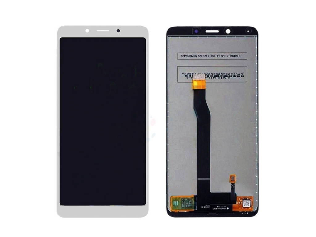 PANTALLA LCD DISPLAY Y TOUCH XIAOMI REDMI 6A BLANCA