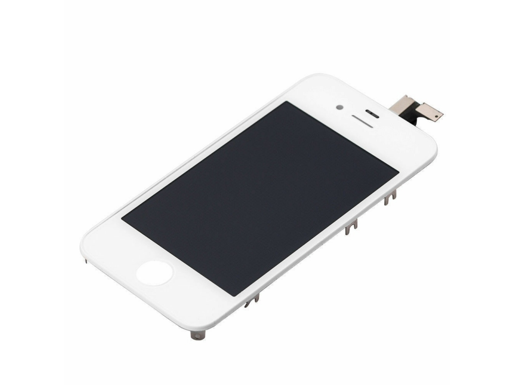 PANTALLA LCD DISPLAY CON TOUCH IPHONE 4S BLANCA