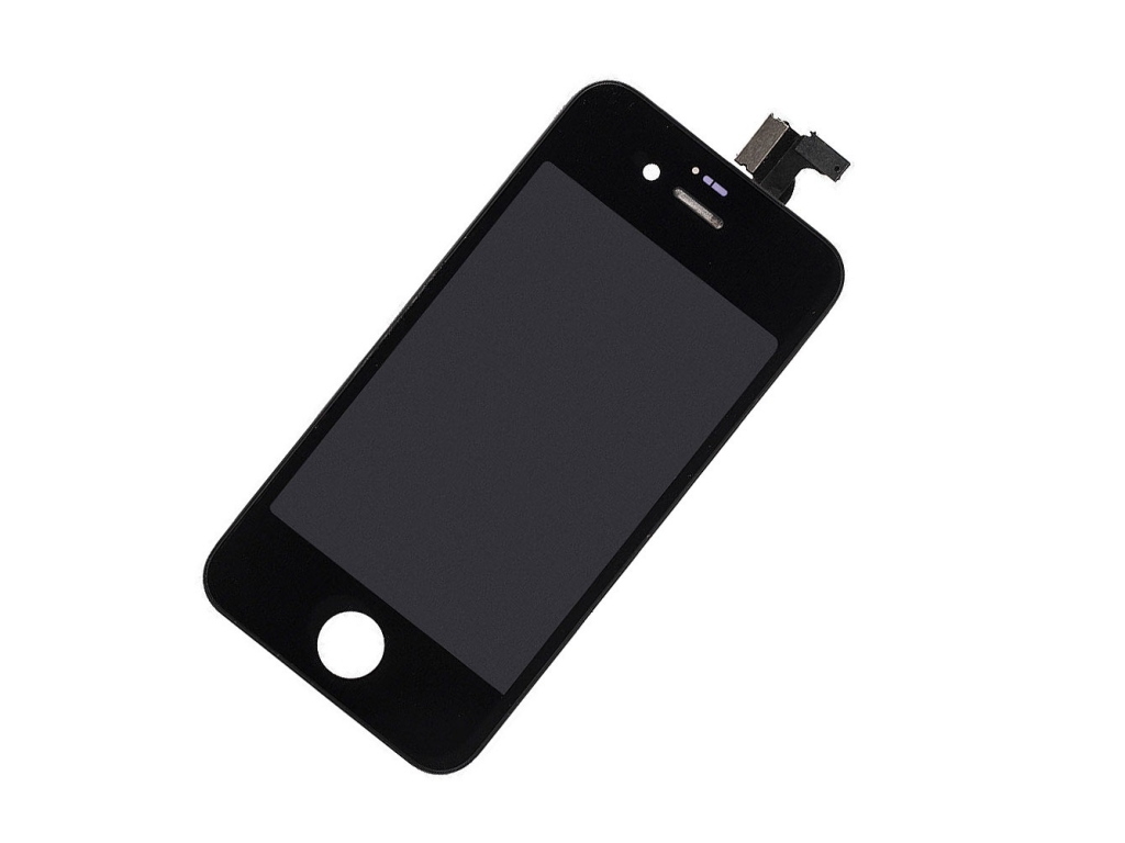 PANTALLA LCD DISPLAY CON TOUC IPHONE 4S NEGRA