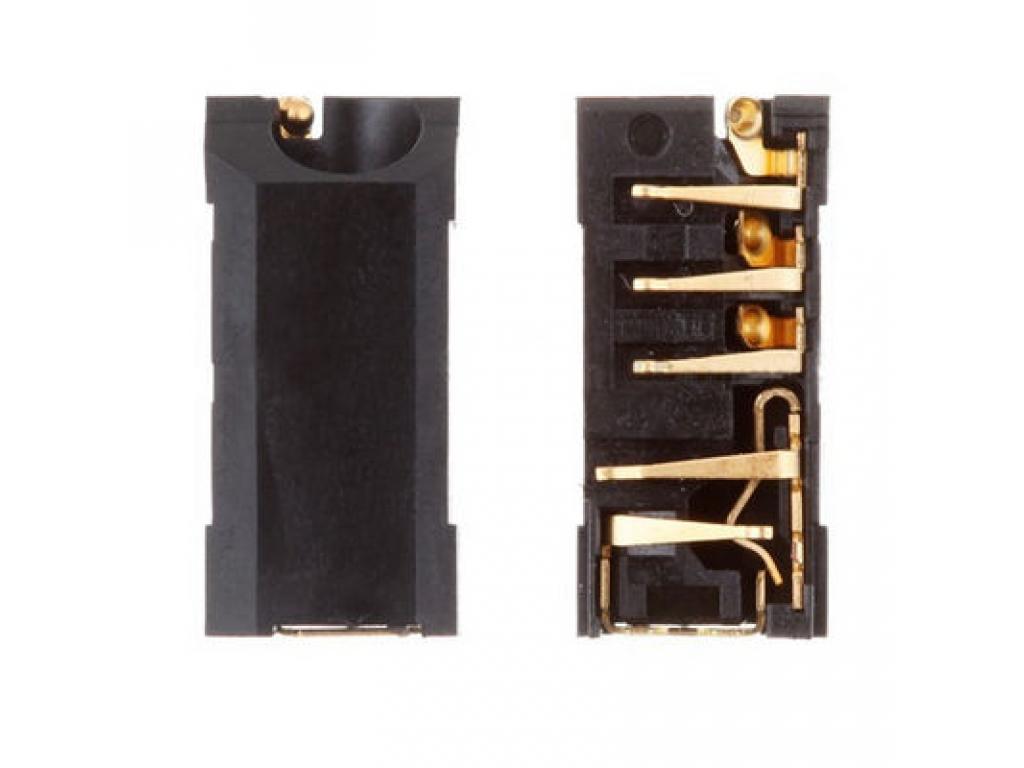 CONECTOR JACK AURICULARES BLACKBERRY 9900/9930