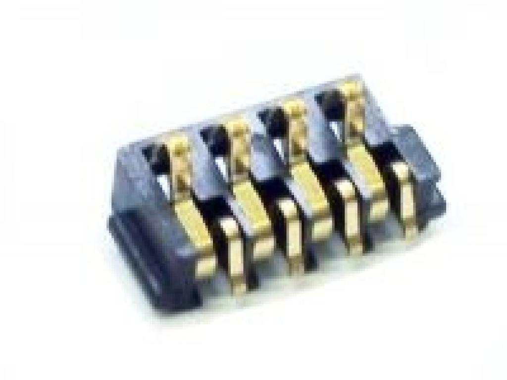 CONECTOR INTERNO BATERIA BLACKBERRY 8110/8130/8120/8100/8310/8330/8320