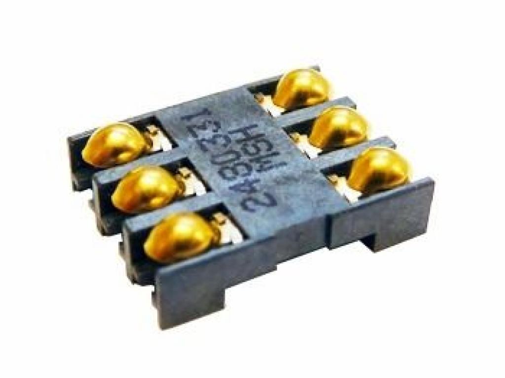 LECTOR SIM INTERNO BLACKBERRY 9500/ 9559/ 9630/ 9100/ 9105/ Pear 3G