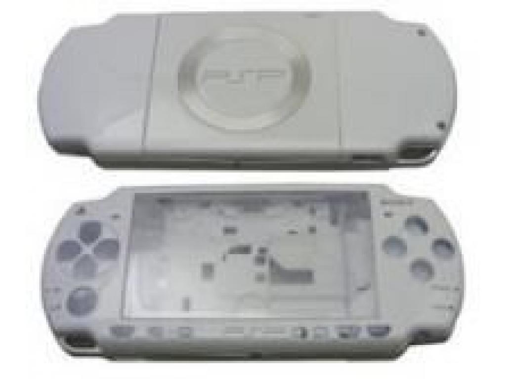 CARCASA COMPLETA PSP2000 (SLIM) BLANCA