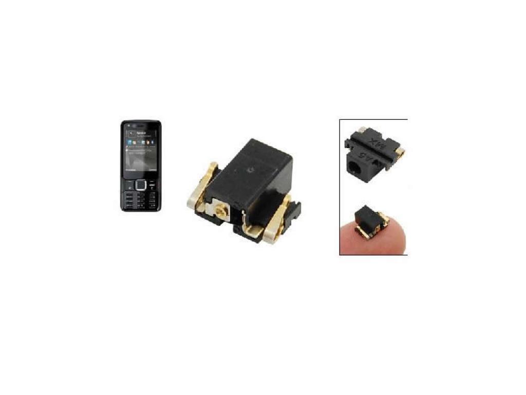 CONECTOR INTERNO CARGA NOKIA C7/3600/3600/3650/Nokia 701/N78